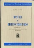 MANUALE DI DIRITTO TRIBUTARIO PARTE SPECIFICA