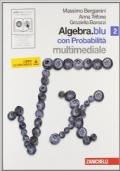 Algebra.blu. Probabilità. Con espansione online.