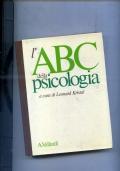 L ABC DELLA PSICOLOGIA