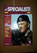 Gli uomini del Royal Engineers, L'addestramento dei genieri combattenti, Ubique: i genieri nella storia, Falkland: i genieri in prima linea (Gli Specialisti: uomini, armi e mezzi in azione - 30/3)