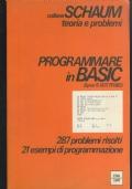 Programmare in Basic - Prima Edizione