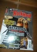 Rock Hard (n. 69 Settembre 2008) Amon Amarth, Destruction, Dragonfire, Metallica, Extreme, Soulfly, Anathema, Bob Catley, Gods of metal,