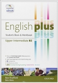 English plus. Upper-intermediate. Student's book-Workbook. Per le Scuole superiori
