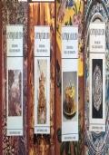 Antiquariato: Enciclopedia delle arti decorative (Volumi 1-2-3-5)
