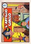 Gim Toro - SERIE GIALLA dal n.1 al n.76 - serie completa con cofanetto (Ristampa ANASTATICA) - TOPJH