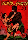 Akim Albo Gigante n.10 - Verso la civiltà (1957 - II^ Serie)