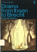 Drama from Ibsen to Brecht (INGLESE – ENGLISH – HISTORY – LITERATURE)