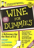 Wine for Dummies (INGLESE – ENGLISH – GUIDE TO WINE)