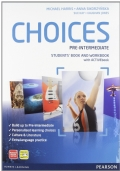 Choices. Pre-intermediate. Student's book-Workbook with Active Book + CD + Language choice
