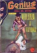 Genius - Gialli del brivido n.11 - Violenza a Mayoma