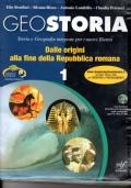 Geostoria 1 - Dalle origini alla fine della Repubblica romana