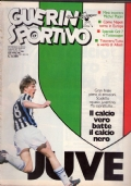 GUERIN SPORTIVO 1986 n.17 pagine centrali poster Inter