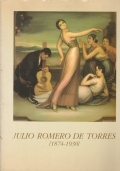 Julio Romero de Torres (1874-1930) Fundación Cultural Mapfre Vida, Madrid, octubre, 1993
