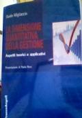la dimensione quantitativa della gestione