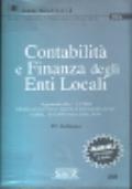 CONTABILITA� E FINANZA DEGLI ENTI LOCALI - XV edizione
