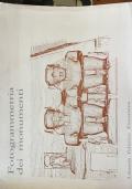 Fotogrammetria dei monumenti . Atti del simposio internazionale di fotogrammetria dei monumenti