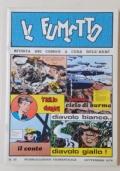 IL FUMETTO - Rivista dei comics a cura dell'ANAF - n°26 + SUPPLEMENTO