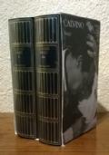 Italo Calvino. Saggi. 1945 - 1985. A cura di Mario Barenghi. I Meridiani. Due volumi in cofanetto