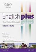 ENGLISH PLUS - STUDENT'S BOOK & WORKBOOK Intermediate + Entry Checker + CD