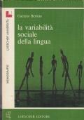 La variabilit� sociale della lingua