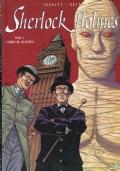 Sherlock Holmes.  L ombre de menephta  - in french