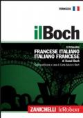 Dizionario Francese-Italiano/Italiano-Francese
