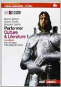 Performer Culture and Literature 1 con risorse digitali