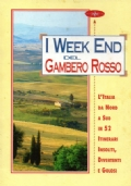 I WEEK END DEL GAMBERO ROSSO