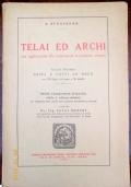 Strassner - TELAI ED ARCHI - SEDIU, 1951