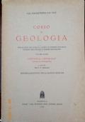 Dal Piaz - CORSO DI GEOLOGIA - Cedam 1958