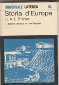 Storia d'Europa -  3 vol.: Storia antica e medievale; 2: Storia moderna; 3: Storia contemporanea