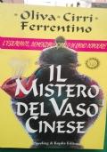 Il mistero del vaso cinese.Olivia ,Cirri, Ferrentino.Sperling & Kupfer.1993/1 edizione
