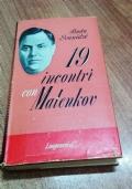 19 INCONTRI CON MALENKOV