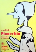 Collodi - PINOCCHIO - Giunti/Bemporad/Marzocco, 1971