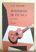 50 Esercizi di tecnica per chitarra