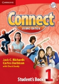 CONNECT SECOND EDITION STUDENT'S BOOK 1 CON CD AUDIO