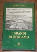 I GRANDI DI BERGAMOLI