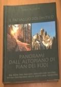IL PAESAGGIO DOLOMITICO PANORAMI DALL' ALTOPIANO DI PIAN DEI BUOI