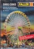 Catalogo Faller 2002/2003