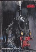Catalogo marklin 2001/2002 Produzione completa