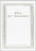Pia de' Tolomei. Composizione in ottava rima secondo la tradizione cantata