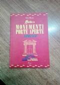 GUIDA AI MONUMENTI PORTE APERTE  NAPOLI SUD 23-29 OTTOBRE 1995