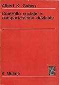 CONTROLLO SOCIALE E COMPORTAMENTO DEVIANTE