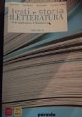 Testi e storia della letteratura Vol D L'età napoleonica e il romanticismo
