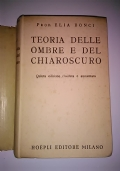 TEORIA DELLE OMBRE E DEL CHIARO SCURO
