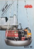 Catalogo Marklin Novità 1991