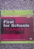 First for Schools Trainer - Second Edition