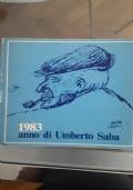 1983 ANNO DI UMBERTO SABA