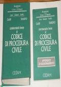 COMMENTARIO BREVE AL CODICE DI PROCEDURA CIVILE + APPENDICE DI AGGIORNAMENTO