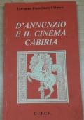 D'ANNUZIO E IL CINEMA CABIRIA